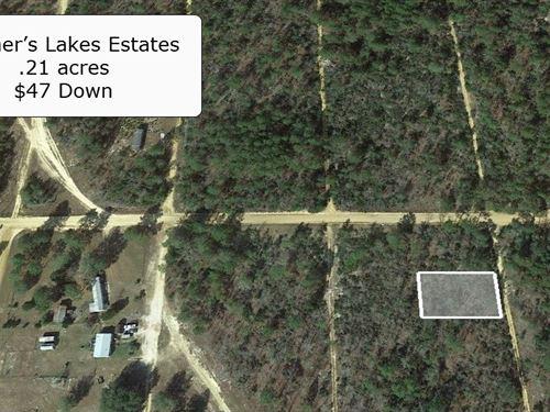 Mobile Friendly .21 Acre Lot : Interlachen : Putnam County : Florida