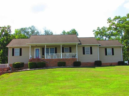 Beautiful Ranch Home 5 Acres Land : Whitesburg : Hamblen County : Tennessee