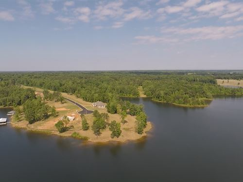 Lot 122 Southern Shores : Huntingdon : Carroll County : Tennessee