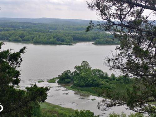 10.16 Acres Residential Land : Lamar : Johnson County : Arkansas