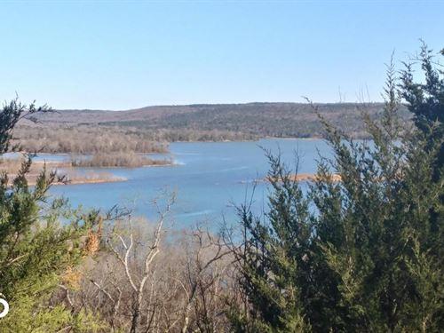 9.29 Acres Residential Land Over : Lamar : Johnson County : Arkansas