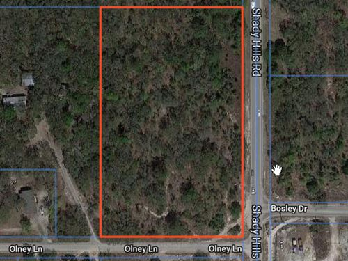 Owner Finance/Commercial Potential : Shady Hills : Pasco County : Florida