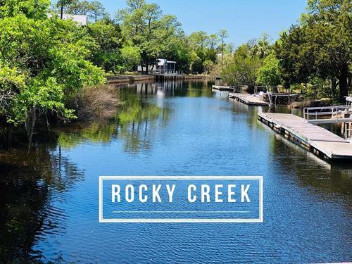 Gulf Access Acreage Steinhatchee : Steinhatchee : Dixie County : Florida