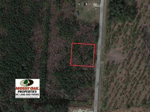 .49 Acres of Residential Land For : Rocky Mount : Edgecombe County : North Carolina