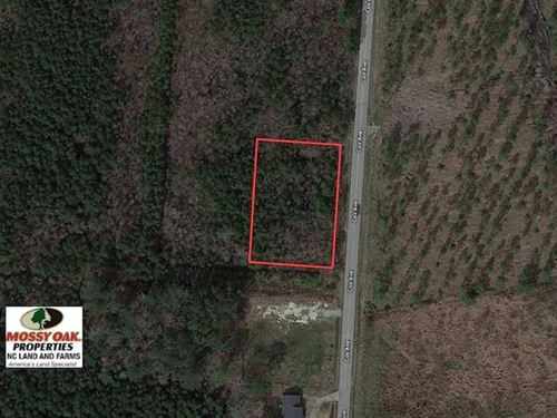 .73 Acres of Residential Land For : Rocky Mount : Edgecombe County : North Carolina