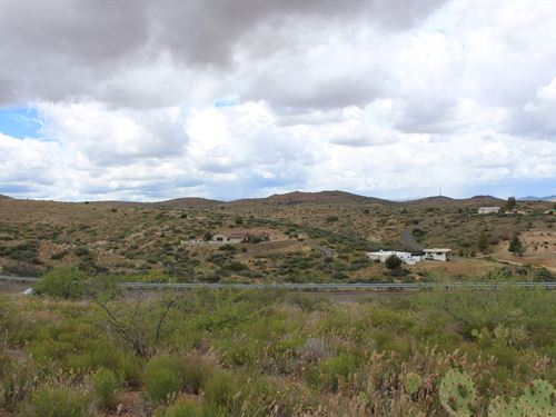 Home Building Site Cordes Lakes : Cordes Lakes : Yavapai County : Arizona