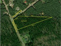 Awesome 5 Acre Wooded Home Site : Milner : Lamar County : Georgia