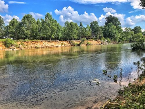 Eleven Point River Lots For Sale : Imboden : Randolph County : Arkansas