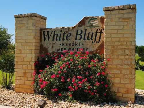 1.16 Acres Of New Found Paradise : Whitney : Hill County : Texas