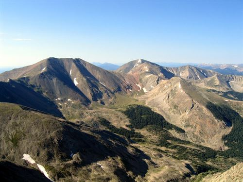 Your High Desert Oasis Is Here : Blanca : Costilla County : Colorado