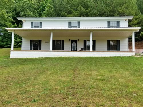 Mini Farm 4Br 2.5 Ba, Pond : Linden : Perry County : Tennessee
