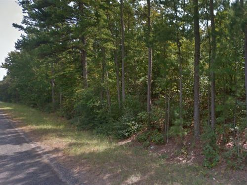 Excellent Property In Holly Lake Tx : Holly Lake Ranch : Wood County : Texas