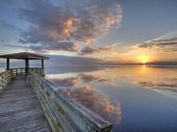 Lake George Fisherman's Paradise : Georgetown : Putnam County : Florida