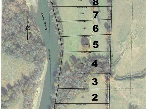 Lot 4 Ouachita River Lots, Owner : Friendship : Hot Spring County : Arkansas