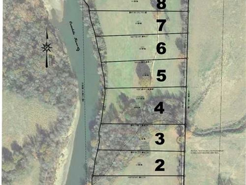 Lot 7 Ouachita River Lots, Owner : Friendship : Hot Spring County : Arkansas