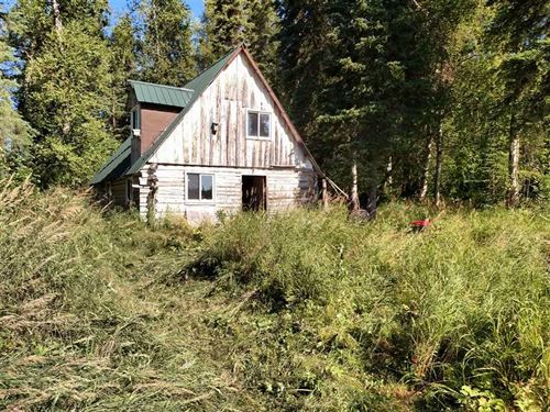 Fish On, 3.92 Acres of Lakefront : Skwentna : Matanuska-Susitna Borough : Alaska
