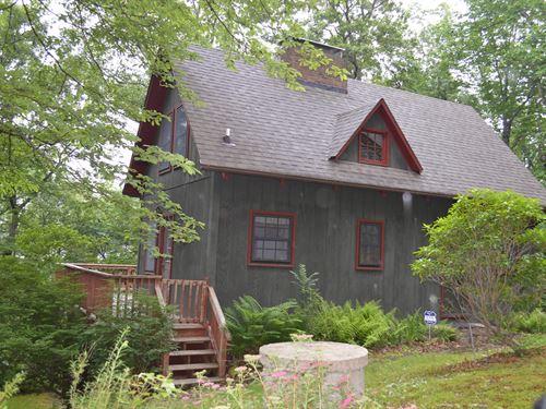 Mountain Home Roaring Gap : Roaring Gap : Alleghany County : North Carolina