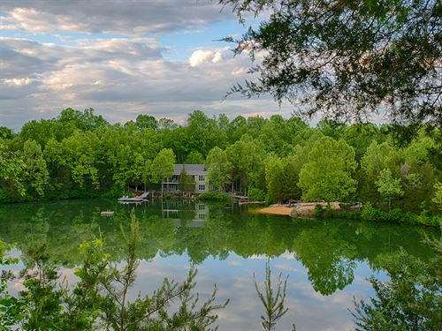 Waterfront Property : Louisa : Virginia