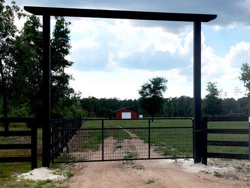 10.13 Acres, Welch Rd : Callahan : Nassau County : Florida