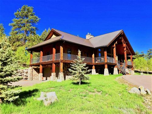Mountain Elegance : South Fork : Rio Grande County : Colorado