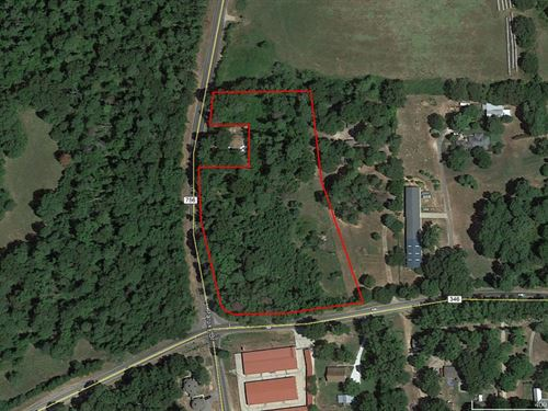 High Traffic Commercial Tract : Whitehouse : Smith County : Texas