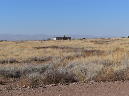 A+ Situated Lot In Developed Subd : Douglas : Cochise County : Arizona