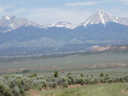 Beautiful Views, 5 Min From Fishing : Fort Garland : Costilla County : Colorado