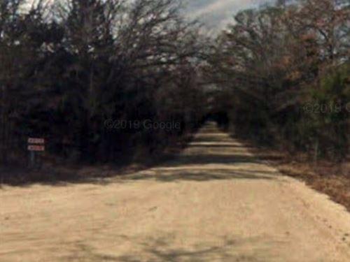 1.110 Acres In Quanlin, Texas : Quinlan : Kaufman County : Texas