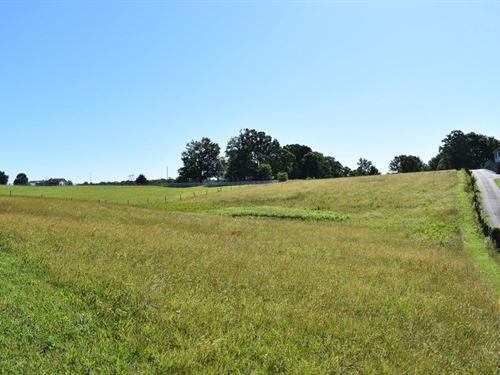 Beautiful 2 Acres : Bassett : Floyd County : Virginia