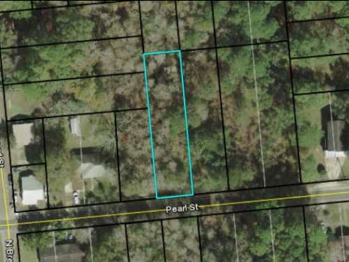 .23 Acres For Sale In Saint August : Saint Augustine : Saint Johns County : Florida