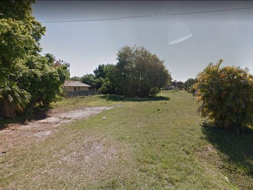 .16 Acres For Sale In Fort Myers : Fort Myers : Lee County : Florida