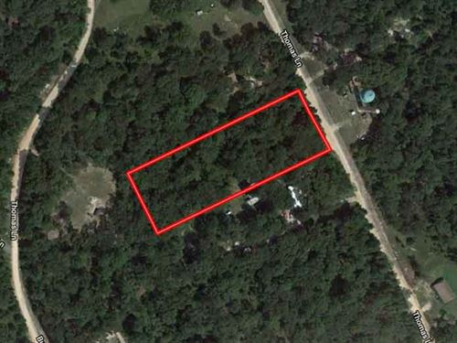 2 Unrestricted Acres In Trinity, Tx : Trinity : Texas