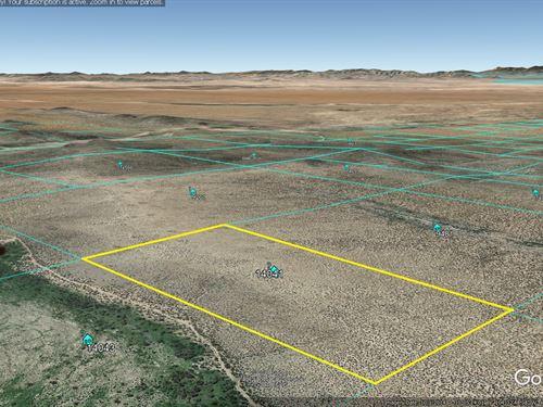 20 Acres Culberson County Texas : Van Horn : Culberson County : Texas