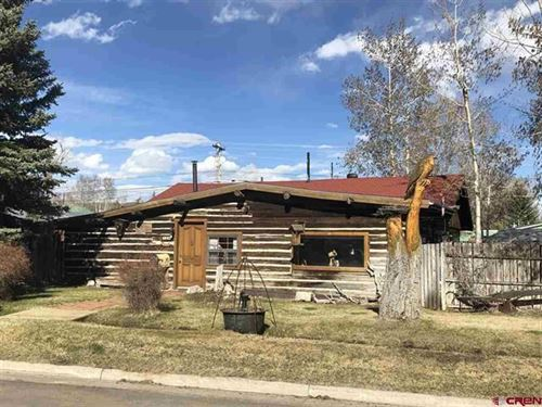 Restored Historic Log Cabin : Gunnison : Colorado
