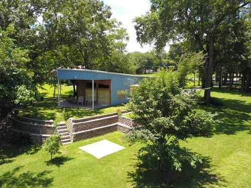 Lakehouse Vacation Home Lake : Frankston : Henderson County : Texas