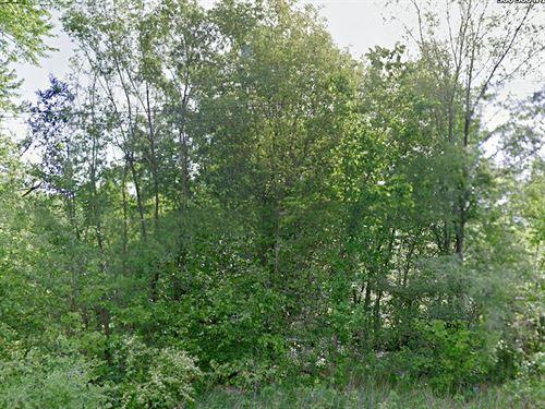.48 Acre Lot In Hamilton : Hamilton : Hancock County : Illinois