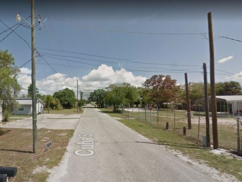 .18 Acres For Sale In Fort Myers : Fort Myers : Lee County : Florida