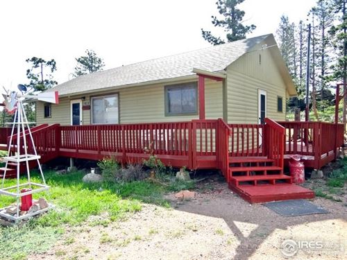 Rocky Mountain Retreat Northern : Red Feather Lakes : Larimer County : Colorado