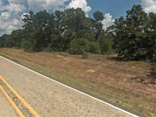Treat Yourself With A 1 Acre Land : Tennessee Colony : Anderson County : Texas