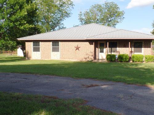 East Texas Hobby Farm, Wood County : Quitman : Wood County : Texas