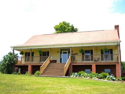 Mini Farm in Rural Retreat, VA : Rural Retreat : Wythe County : Virginia