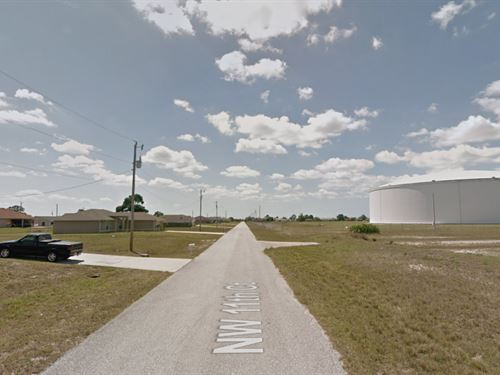 .23 Acres For Sale In Cape Coral : Cape Coral : Lee County : Florida