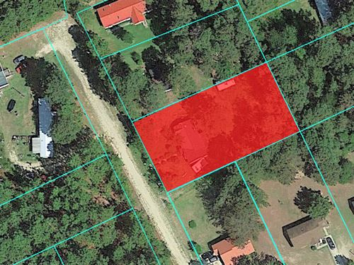 Excellent Location / Seller Finance : Bishopville : Lee County : South Carolina