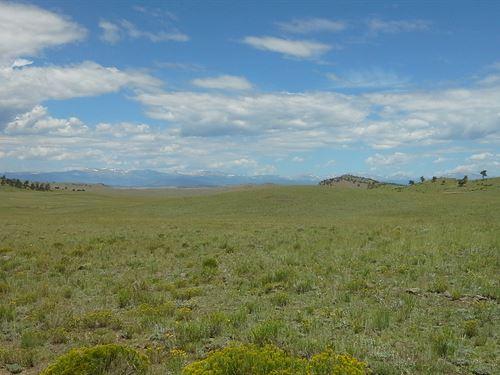10 Acres In Park County : Hartsel : Park County : Colorado