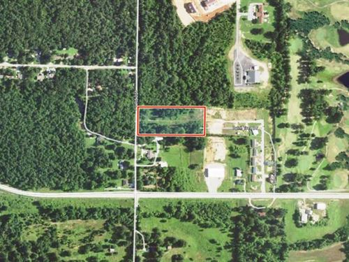 3.71 Acres For Sale in Poplar Bluf : Poplar Bluff : Butler County : Missouri