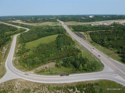 11.8 Ac, Development Tract On Edge : Jefferson City : Cole County : Missouri