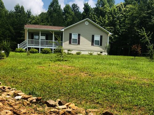 Ranch Home In North Georgia : Jasper : Pickens County : Georgia