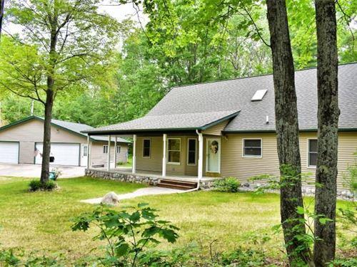 Home Clear Lake State Park : Atlanta : Montmorency County : Michigan