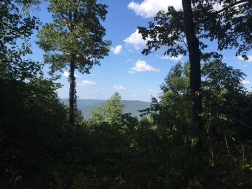 5.15+/- Acres Beautiful Bluff Views : Sewanee : Marion County : Tennessee