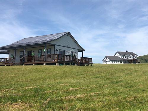 Country Home : Grangeville : Idaho County : Idaho